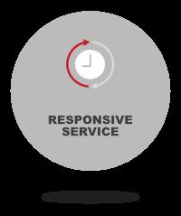 responsive service
